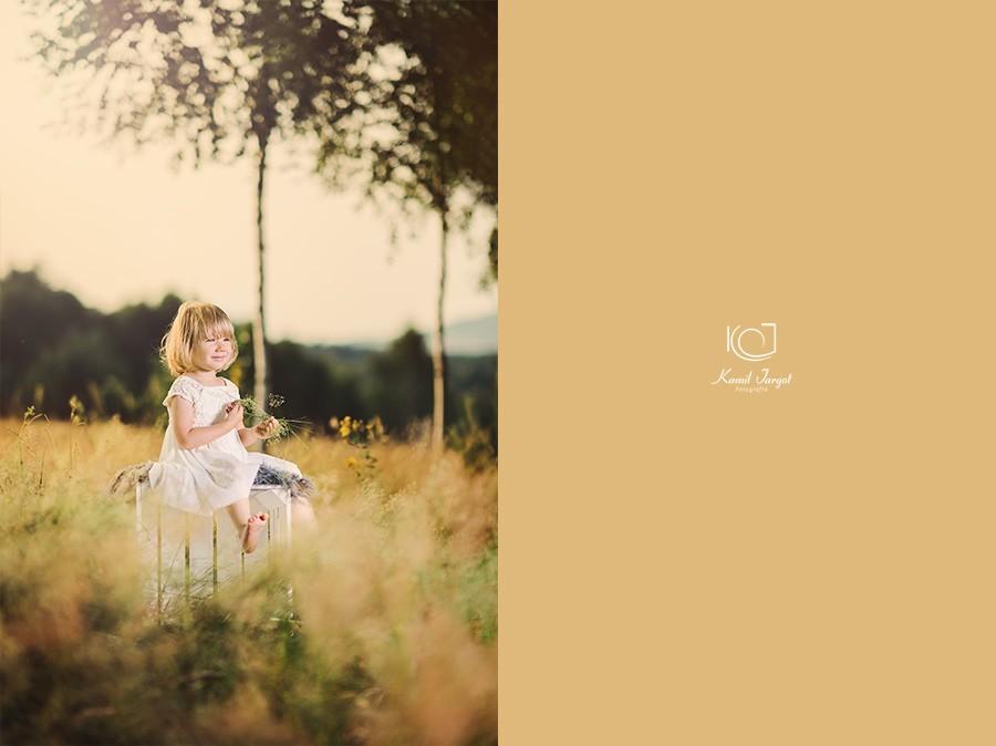 dziecko na zdjęciach
