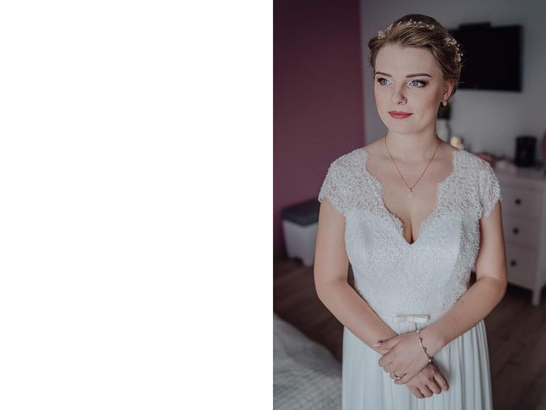 Paulina i Emil - Reportaż ślubny - Restauracja Leliwa Końskie 22